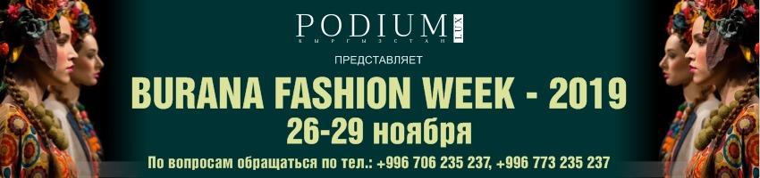 Burana Fashion Week 2019