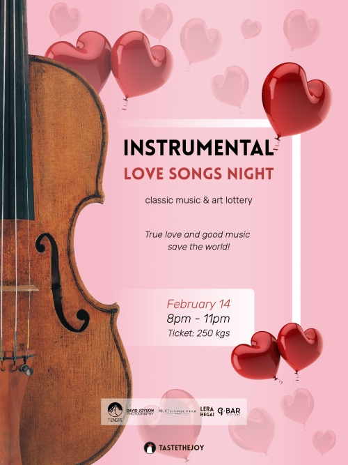 INSTRUMENTAL LOVE SONGS NIGHT