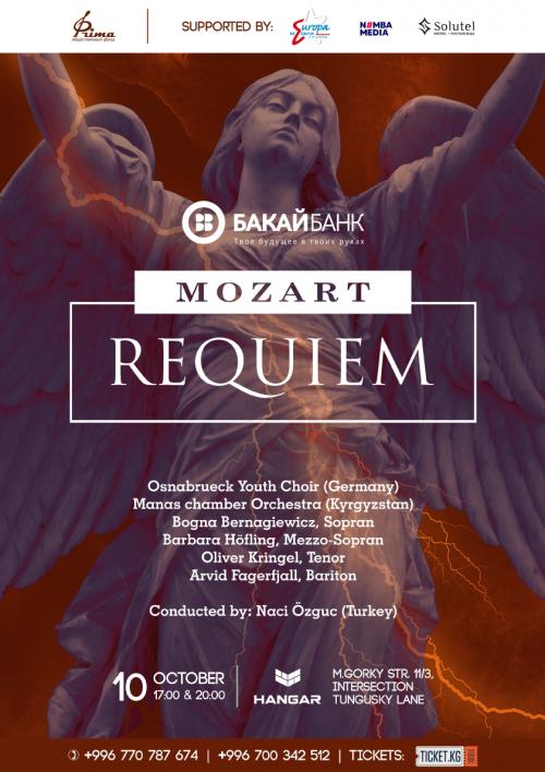 Mozart. Requiem