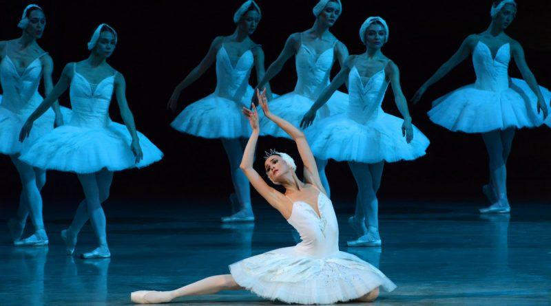 Лебединое озеро - Звёзды балета России!