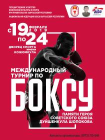 Международный турнир по боксу