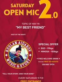 Open Mic 2.0