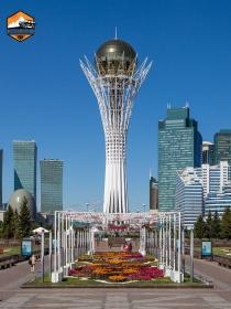 Самая молодая столица мира- Астана