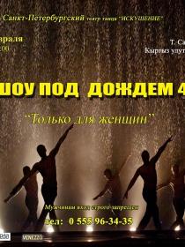 Шоу под дождем-4