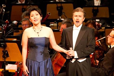 Солисты мировой оперной сцены в Бишкеке