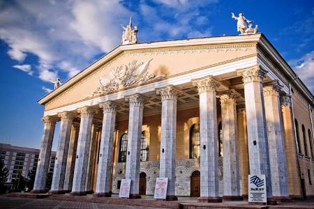 Закрытие театрального сезона. Гала-концерт с участием ведущих солистов оперы и балета
