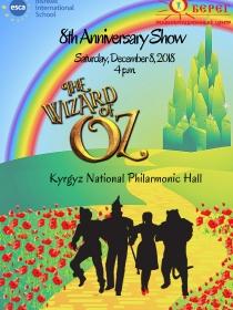 The Wizard of Oz (Волшебник Изумрудного города)